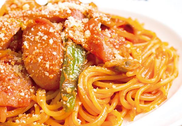 Spaghetti_napolitan